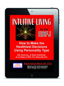 Intuitive Living for the ESFJ
