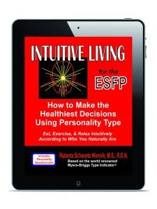 Intuitive Living for the ESFP