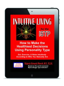 Intuitive Living for the ISTP